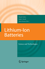 Lithium-Ion Batteries - Science and Technologies