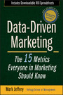 Data-Driven Marketing - The 15 Metrics Everyone in Marketing Should Know
