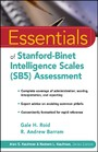 Essentials of Stanford-Binet Intelligence Scales (SB5) Assessment
