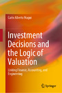 Investment Decisions and the Logic of Valuation - Linking Finance, Accounting, and Engineering