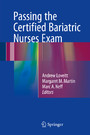 Passing the Certified Bariatric Nurses Exam
