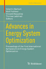 Advances in Energy System Optimization - Proceedings of the first International Symposium on Energy System Optimization