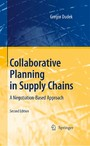 Collaborative Planning in Supply Chains - A Negotiation-Based Approach